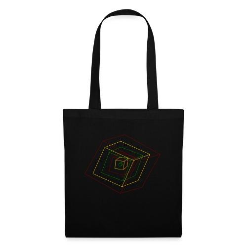 Rasta Cubes - Tote Bag
