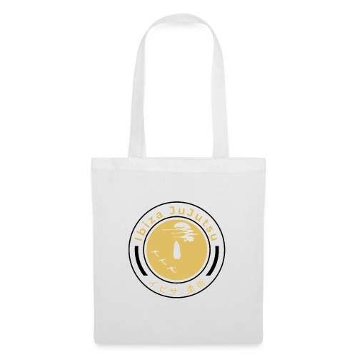 Classic circular logo for Ibiza JuJutsu - Tote Bag