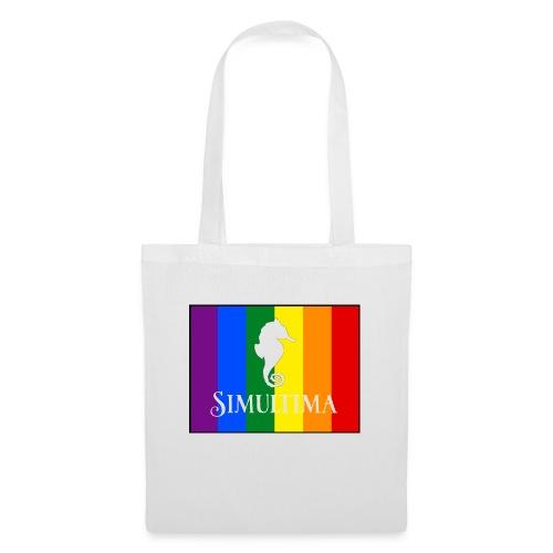 Simultima väska med regnbågen - Tygväska