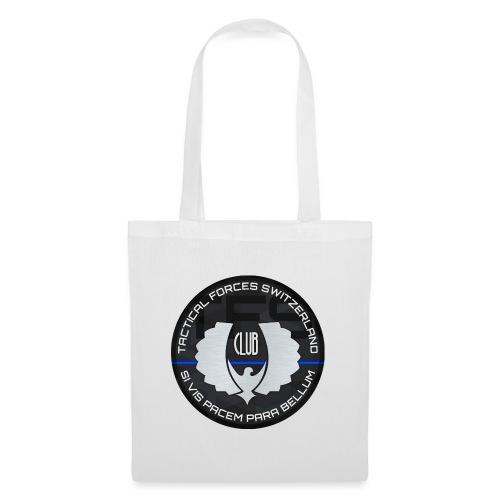 TFS Badge gris - Tote Bag