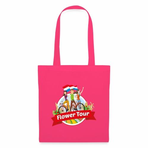 Flower Tour rondom Keukenhof - Tas van stof
