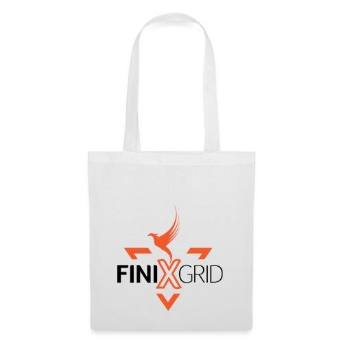 FinixGrid Orange - Tote Bag