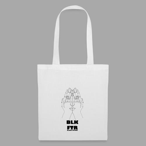 BLK FTR N°4 - Borsa di stoffa