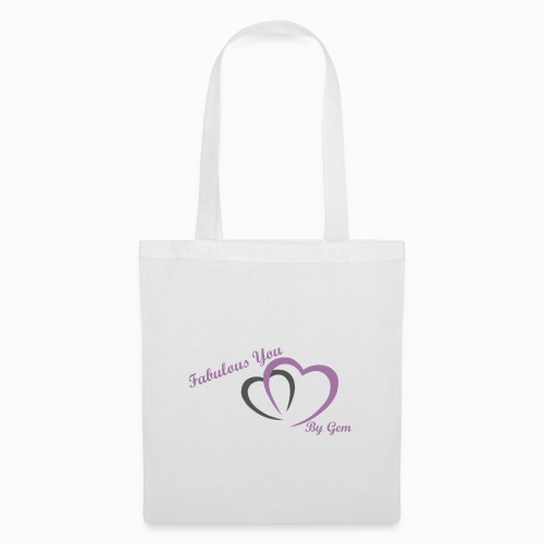 Fabulous You By Gem Logo Merchindise - Tote Bag