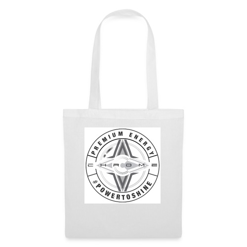 Chrome Energy Drink Icon - Tote Bag
