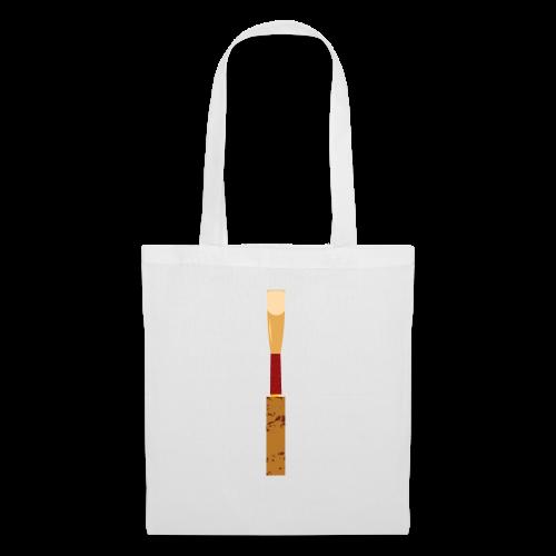 oboe reed - Stoffbeutel