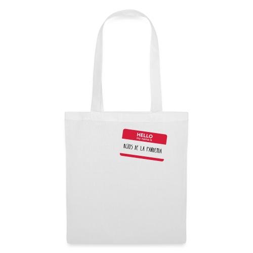 Sticker - Bolsa de tela