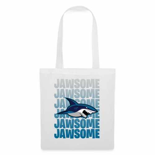 Jawsome - Tygväska