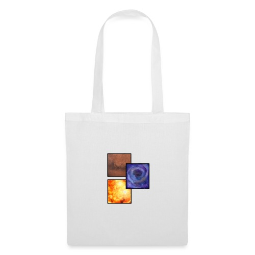 SPACE TWO - Tote Bag