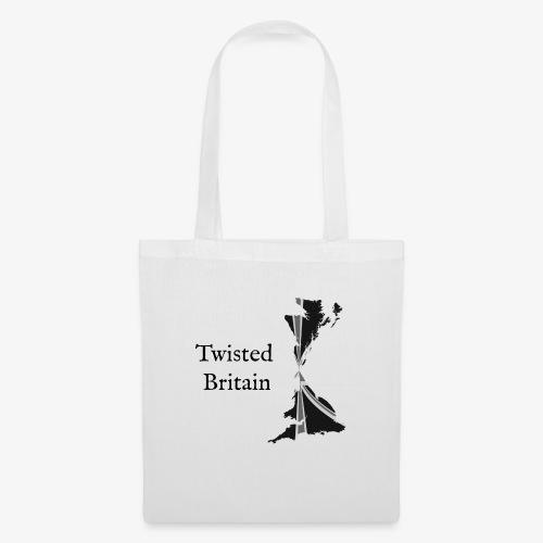 Twisted Britain Logo - Tote Bag
