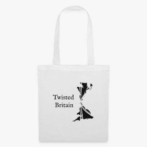 Twisted Britain Logo - Tote Bag