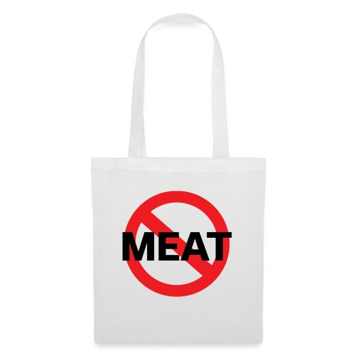 Fuck meat! - Tygväska