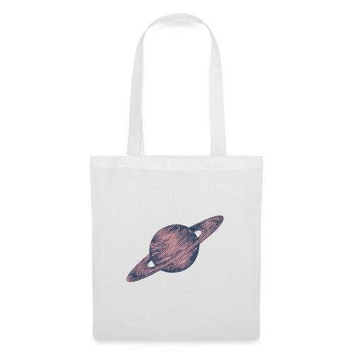 Planet mit Ring, Saturn! - Tote Bag