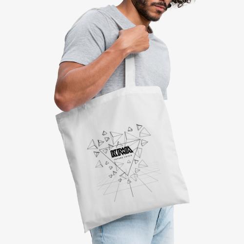 KIWA Future Crisis Black - Tote Bag