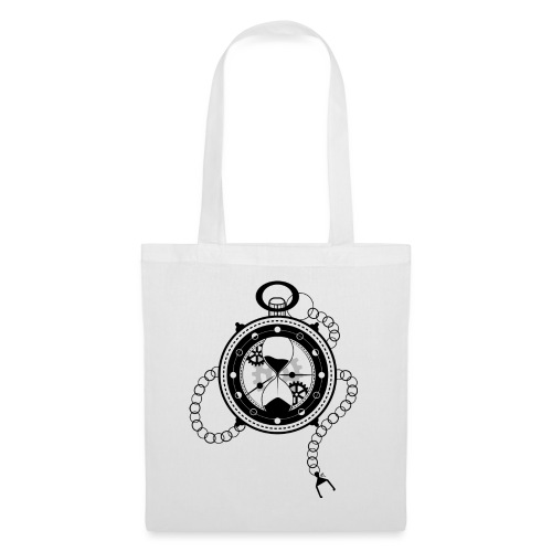 Le Temps - Tote Bag