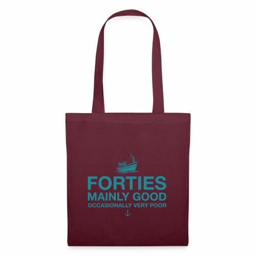 Forties - Tote Bag