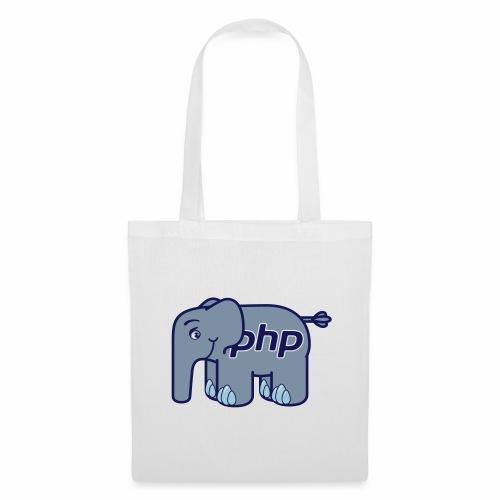 Der PHP Elefant - elePHPant - Stoffbeutel