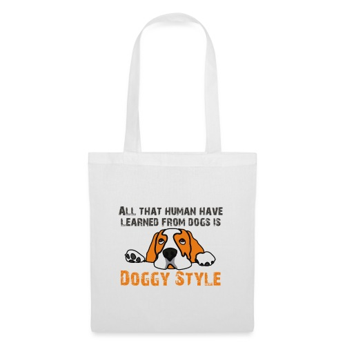 Doggy Style - Tote Bag
