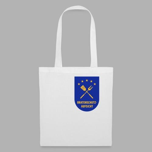 EU Bratenschutz-Aufsicht Dienstabzeichen blau - Stoffbeutel