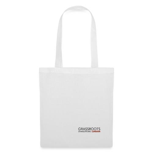 Grassroots Logo Shadow - Tote Bag