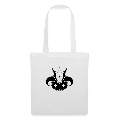 Tribal Skull Mask - Tote Bag