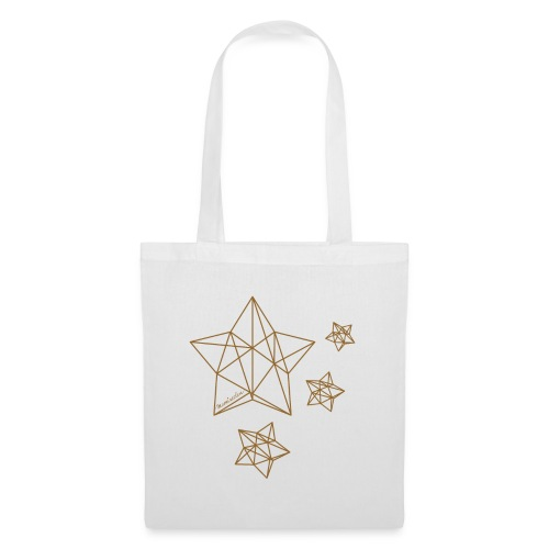 Sternenhimmel Diamant - Stoffbeutel