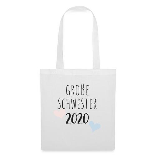 Große Schwester 2020 - Stoffbeutel