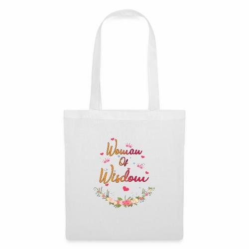 women of wisdom - white - Tote Bag