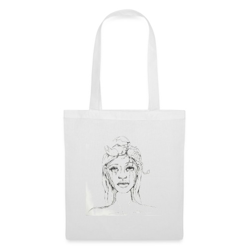 scorpion girl - Tote Bag