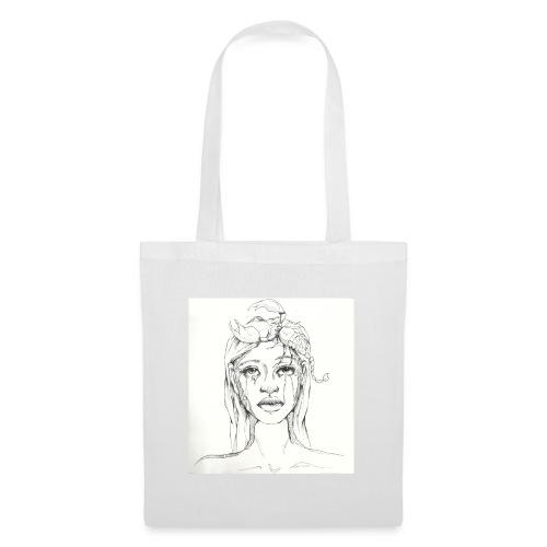 scorpion girl - Tote Bag