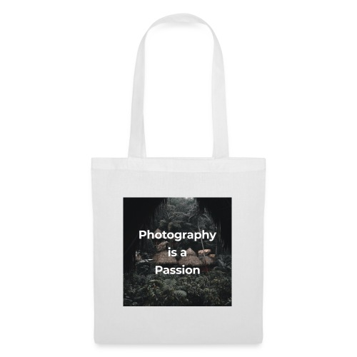 Photography is a passion - Tote Bag