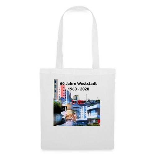 60 Jahre Weststadt 5 - Stoffbeutel