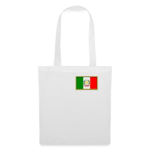 Bandiera Italiana - Borsa di stoffa