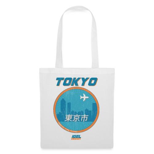 Tokyo - Stoffbeutel