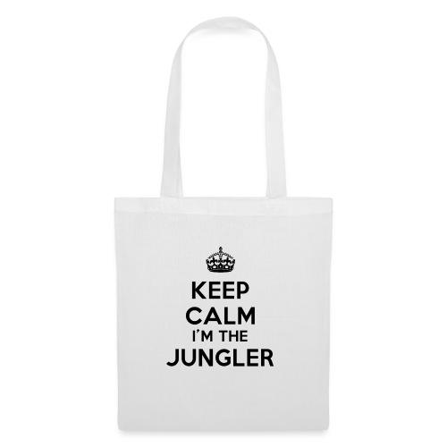 Keep calm I'm the Jungler - Sac en tissu