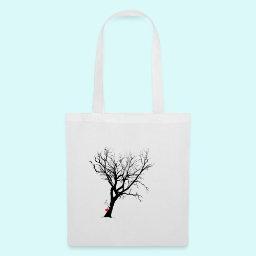 clown arbre - Tote Bag