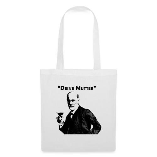 Deine Mutter - Sigmund Freud Zitat 2 - Stoffbeutel