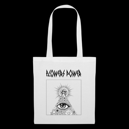 Flowers power - Tote Bag