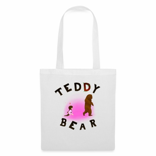 Teddy Bear - Tote Bag