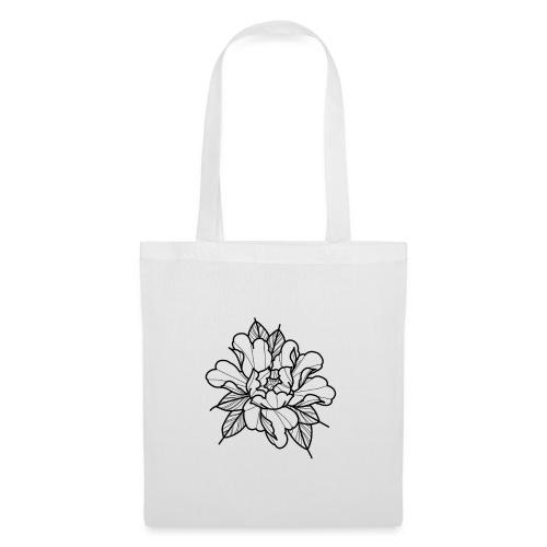 Peonie flower - Tote Bag