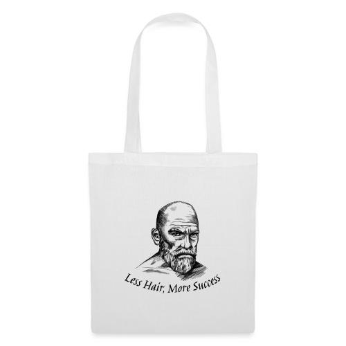 Less Hair, More Success - Tote Bag