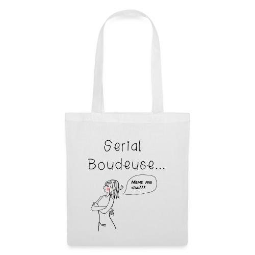 La boudeuse - Tote Bag