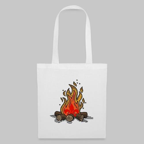 The Campfire line - Stoffveske