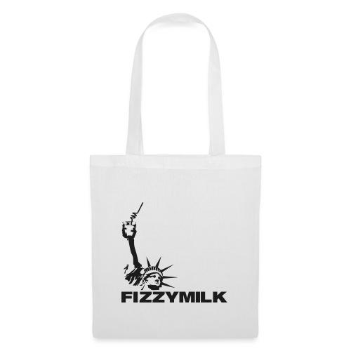 Fizzy Liberty blk - Tote Bag