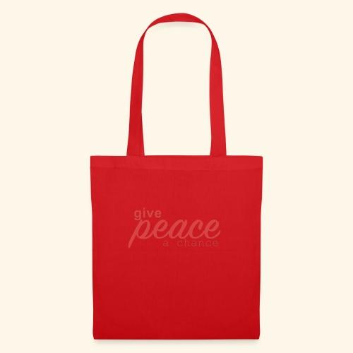 give peace a chance - Mulepose