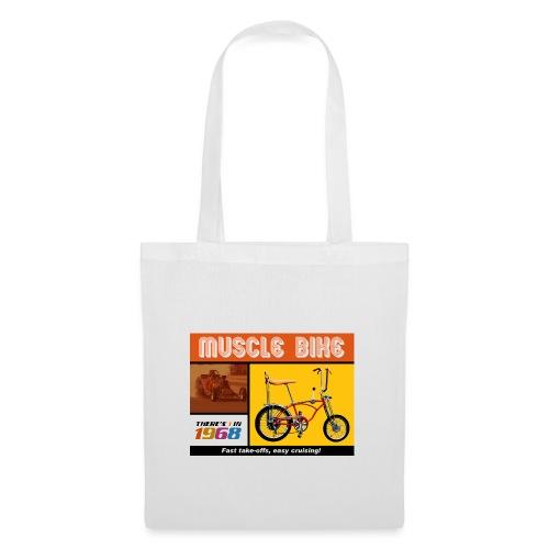 musclebike05 - Tote Bag