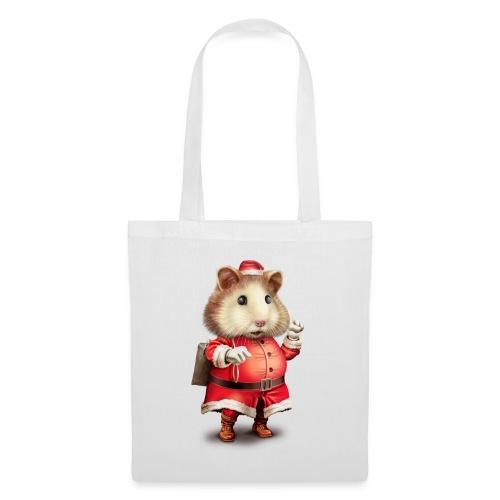 SANTA HAMSTER - Tote Bag
