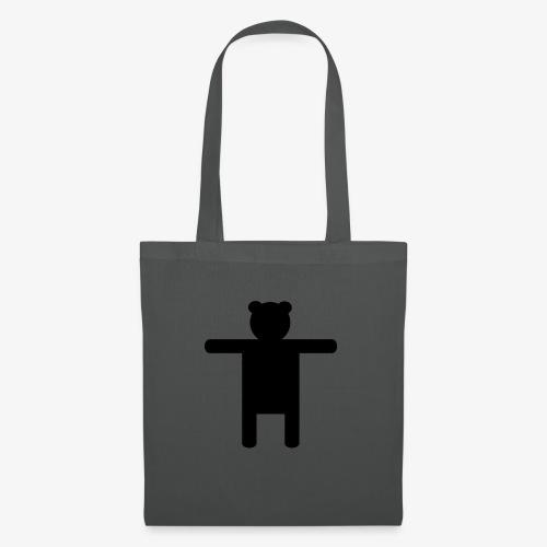 Epic Ippis Entertainment logo desing, black. - Tote Bag