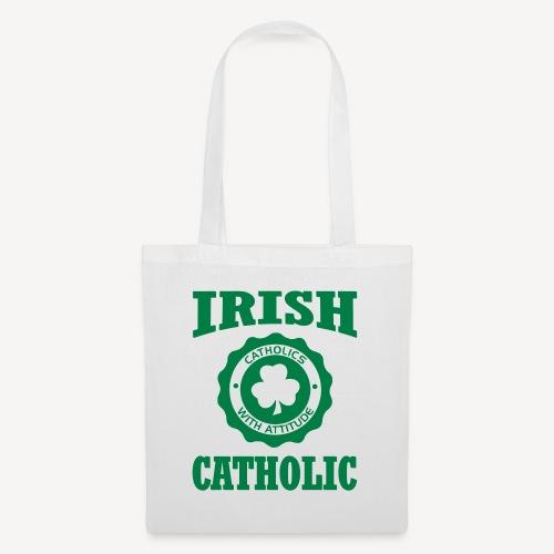 TOTE BAG - IRISH CATHOLIC - Tote Bag