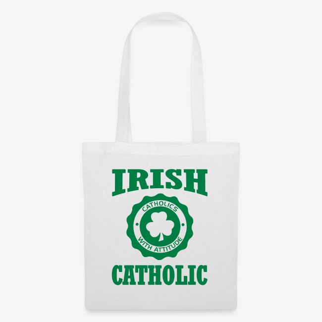 TOTE BAG - IRISH CATHOLIC